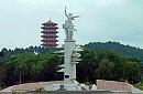 Hà Nội - Mộ Đại Tướng - Ngã Ba Đồng Lộc – Đền Ông Hoàng Mười - Đền Cuông - Đền Sòng