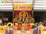 Tour Du Lịch Lễ Hội Khai Ấn Đền Trần – Phủ Giầy 1 Ngày  (2014)