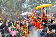 Về Với Lễ Hội Khai Ấn Đền Trần