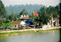 Hà Nôi - Đền Ông Hoàng Mười- Mộ Nguyễn Du- Chùa Hương- Quê Bác- Hà Nội