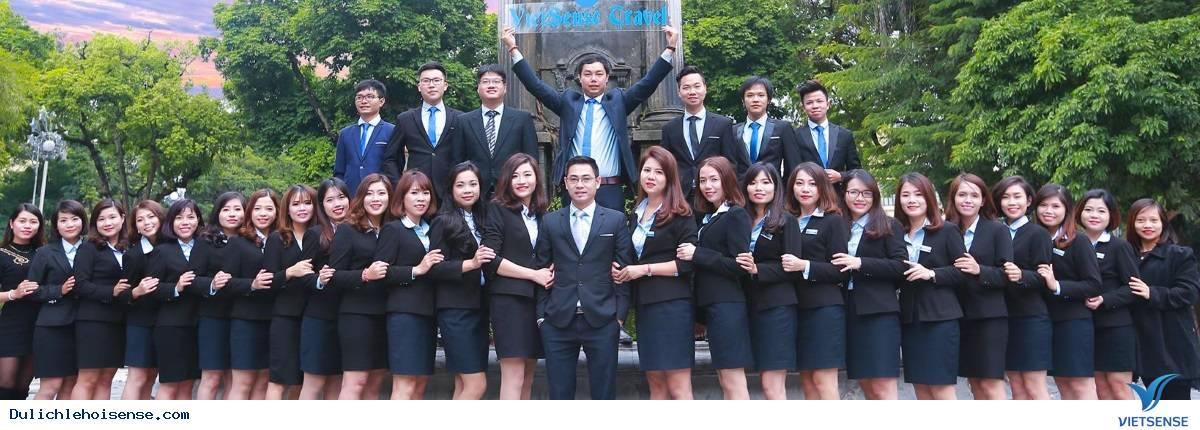 Đội Ngũ Lãnh Đạo VietSense Travel