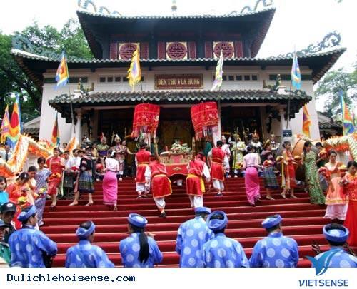 Lễ Hội Đền Hùng, Hội Đền Hùng Phú Thọ