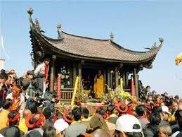 Lễ hội Yên Tử, Le hoi Yen Tu