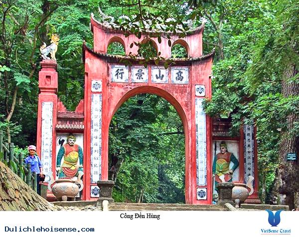 Tour Du Lịch Đền Hùng - Đền Ông Hoàng Bảy
