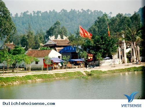 Đền Ông Hoàng Mười- Mộ Nguyễn Du- Chùa Hương Hà Tĩnh